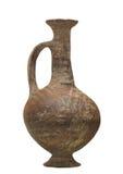 Isolerad grekisk krukmakeri för forntida tidig sort. Royaltyfri Bild