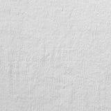 isolerad handdukwhite Royaltyfri Fotografi
