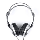 isolerad headphone 2 Royaltyfria Foton