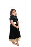 isolerad kindergartener Royaltyfria Bilder