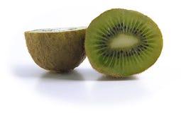 isolerad kiwi Royaltyfri Fotografi