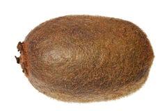 isolerad kiwi Royaltyfri Bild