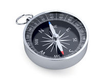 Isolerad kompass vektor illustrationer