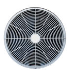 isolerad luftkonditioneringsapparatventilator Arkivfoto