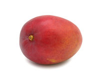 isolerad mango Arkivfoto