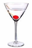 isolerad martini sötsak Fotografering för Bildbyråer