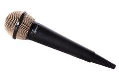 isolerad mic-white Royaltyfri Fotografi