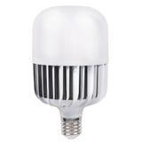 Isolerad modern LEDD lampa Arkivbilder