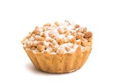 isolerad muffin Royaltyfri Foto