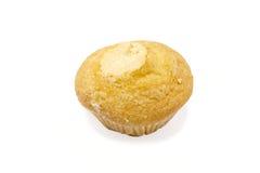 isolerad muffin Fotografering för Bildbyråer