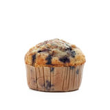isolerad muffin Arkivfoto