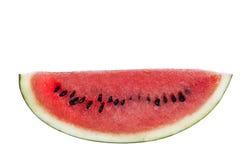 Isolerad ny vattenmelon Royaltyfri Bild