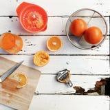 isolerad orange white för fruktsaft royaltyfria foton