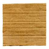 isolerad papp Arkivbilder