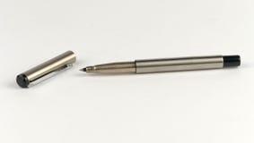 isolerad penna Royaltyfria Bilder