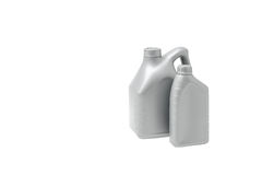 isolerad plastic white för bakgrund behållare Arkivfoton