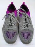 isolerad skosport Fotografering för Bildbyråer