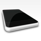 isolerad smart vektor för telefon Arkivbilder