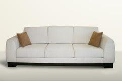 isolerad soffa Arkivfoton
