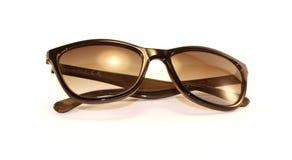isolerad solglasögon Royaltyfri Bild