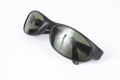 isolerad solglasögon Fotografering för Bildbyråer