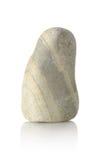 isolerad sten arkivbild