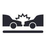 isolerad symbolsförsäkring royaltyfri illustrationer