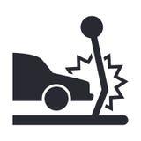 isolerad symbolsförsäkring stock illustrationer