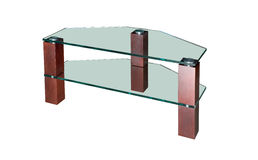 Isolerad tabell för exponeringsglas RTV Arkivbilder