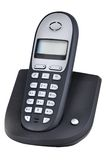 isolerad telefonwhiteradio Arkivbild