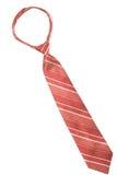isolerad tie för man s Royaltyfria Foton