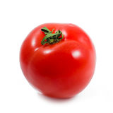 isolerad tomat Royaltyfri Foto