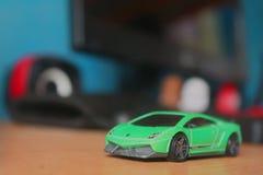 isolerad toywhite för bakgrund bil arkivfoton