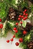 isolerad treewhite för jul 3d bild Fotografering för Bildbyråer