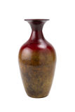 isolerad vase Royaltyfria Bilder