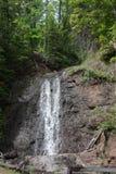 isolerad vattenfall Royaltyfri Fotografi