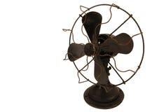 isolerad ventilator Royaltyfri Fotografi