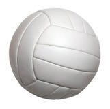 isolerad volleyboll arkivfoton
