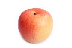 isolerad white för äpple bakgrund Royaltyfria Foton