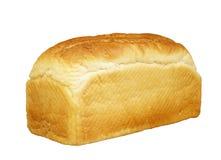 isolerad white för bakgrund bröd Arkivfoton