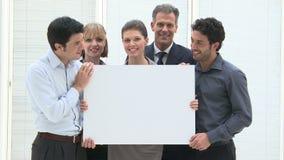 isolerad white för bakgrundsaffärskommunikation begreppsmässig illustration stock video