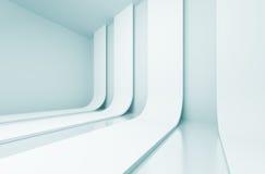 isolerad white för begrepp interior Fotografering för Bildbyråer