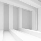 isolerad white för begrepp interior Royaltyfri Fotografi