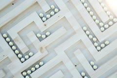isolerad white för challenge begrepp royaltyfri illustrationer