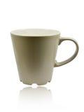 isolerad white för kaffekopp Royaltyfri Foto