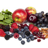 Isolerade Antioxidants Royaltyfria Bilder