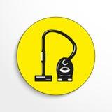 isolerade 3D avbildar gears symbolen objekt på en gul bakgrund Royaltyfri Bild
