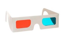 isolerade exponeringsglas 3d Arkivbild