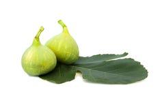isolerade figs Royaltyfria Foton