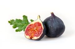 Isolerade figs Fotografering för Bildbyråer